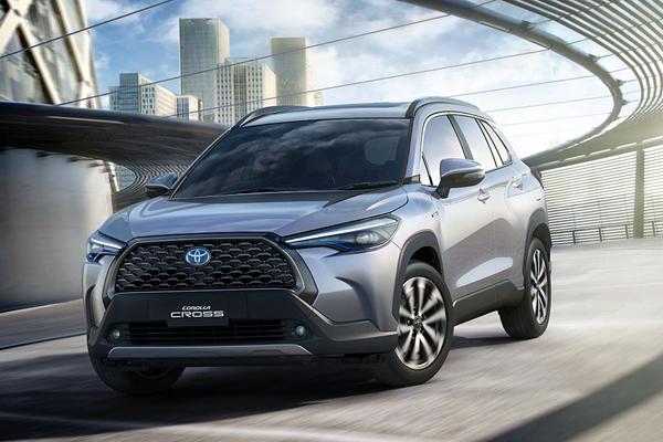 Xe Hybrid là gì? Altis Cross sắp ra mắt tại Việt Nam