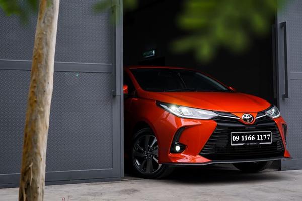 Toyota Hùng Vương Khuyến Mãi Tháng 01/2021