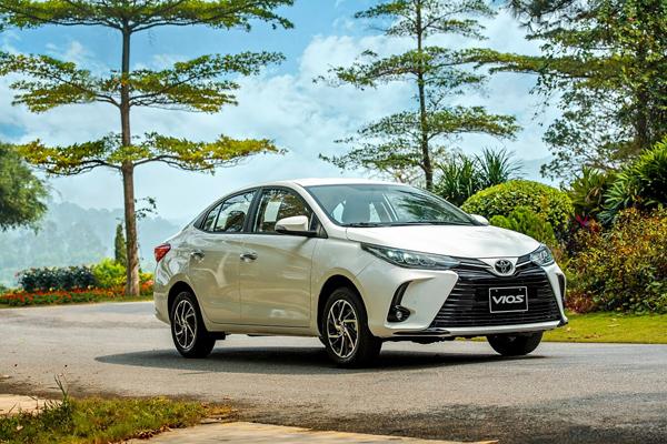 Toyota Việt Nam cùng hệ thống đại lý triển khai chương trình ưu đãi lên đến 30 triệu đồng cho Vios và 20 triệu đồng cho Wigo