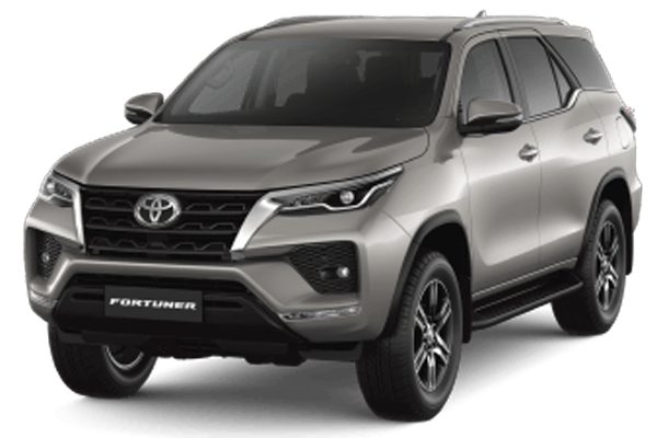 Fortuner 2.7 AT Xăng 1 Cầu