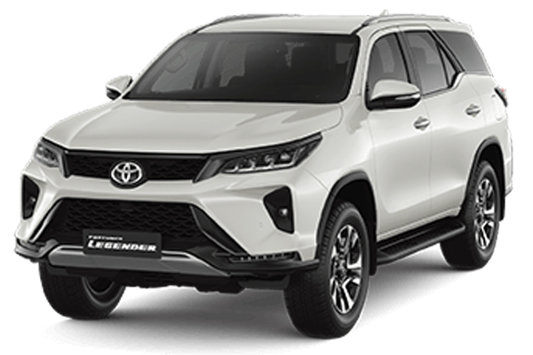 Fortuner Legender 2 Cầu