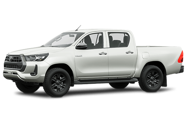 Hilux 2.4 AT - 1 Cầu