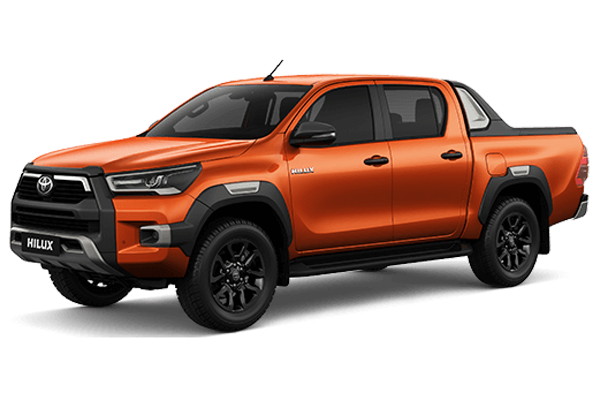 Hilux 2.8 AT - 2 Cầu
